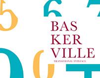 John Baskerville | Typographic Posters