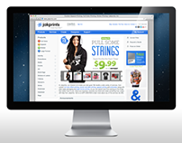 Jakprints Website