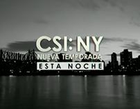 CSI NY/ Promo CSI NY homenaje al 11 de SEPT
