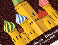 Kremlin Poster