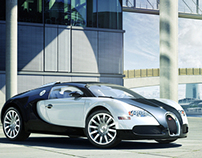 CGI Bugatti Case
