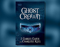 Ghost Crown Book Cover Design