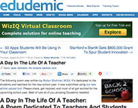 A Day In The Life Of A Teacher-Edudemic