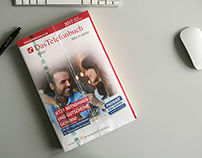Campaign for the distribution of Das Telefonbuch 2017