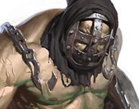 Mortal Kombat XL - Torr and Ferra