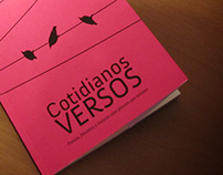 Cotidianos Versos Book Cover