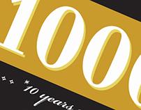 826 Valencia: 1000 Club