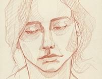 Drawing III Portraits