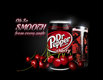 """Dr. Pepper """"Amazingly Smooth"""" Style Frames"""