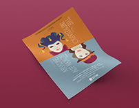 Opera Poster for the SF Conservatory of Music