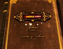 CINEMA AXN_Día de los enamorados_2012