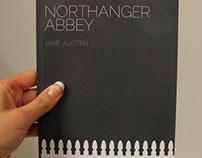 Northanger Abbey book design