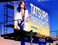 Tatsuro Yamashita CD/LP