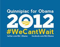 Quinnipiac for Obama