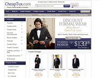 CheapTux Website