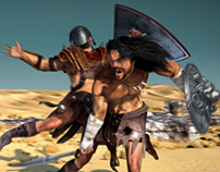 Insane Warrior (Animated)