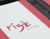 """Rise"" Japan Study Tour Launch Pack"