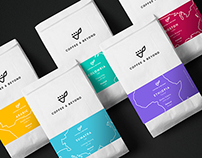 Coffee & Beyond packaging