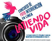 Logo y cartel para proyecto cultural.