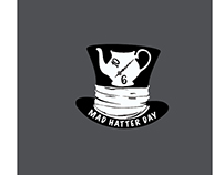 Mad Hatter Day Logo