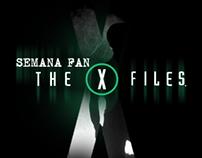 THE X FILES semana fan