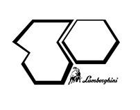 Proposta per il logo dei 50 anni di Lamborghini