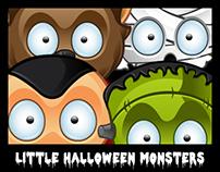Little Halloween Monsters