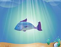 Postcard (Fish)