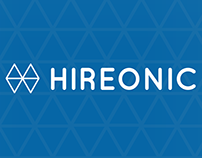 Hireonic - Social Media Campaign