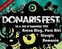 Donaris Fest Poster