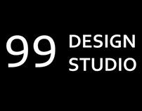 99 design studio ad