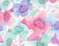 Lilica Ripilica - Digital Textile Design