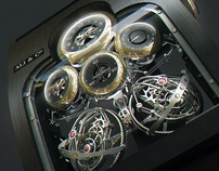 GyroTourbillon Watches
