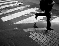 Street Photography in Black and White
