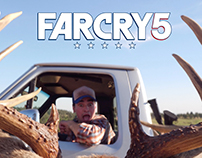 Far Cry 5 : Snapchat Live Story Ads
