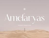 FREE | Amelaryas Elegant Serif
