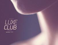 LUXE CLUB :: magazine
