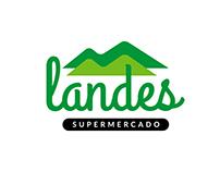 Landes Supermercado - Logo