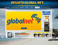 GLOBAL NET - MINISITE