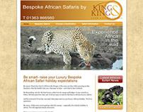 Bespoke African Safaris