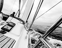 Deux semaines de voile en mer adriatique