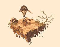 Pixel Art // Random Personal Doodles