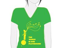 CISV 2010 T-Shirts!