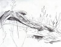 Oktober Sketchbook