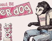nevermind the bollock i wanna be your dog
