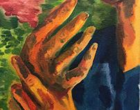Las manos de la abuela