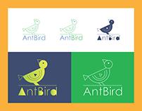 Logo AntBird