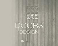 Puertas de diseño y catálogo