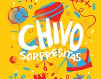 ¡CHIVO SORPRESITAS! // Producto y Promoción