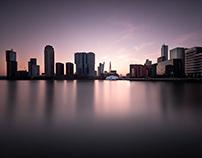 Longexposure City - Rotterdam